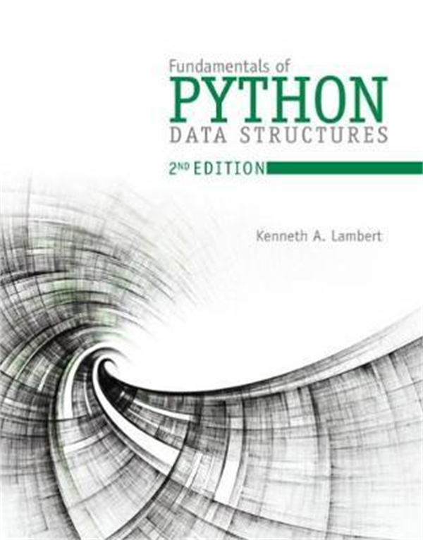 Fundamentals of Python : Data Structures