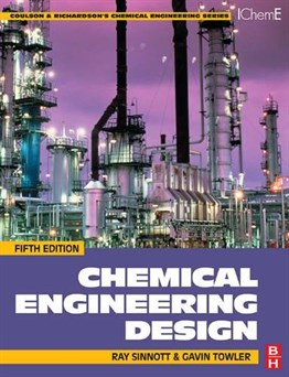 Chemical Engineering Design, 5th Ed. (Coulson & Richardsons Chemical Engineering Series)