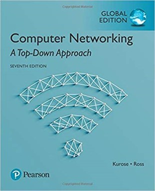 Computer Networking A Top-Down Approach, 7th Ed.