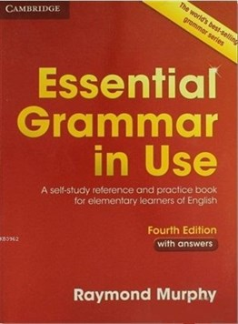 Essential Grammar in Use: with answers 4th Ed.