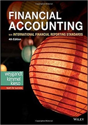Financial Accounting with International Financial Reporting Standards 4th Ed.