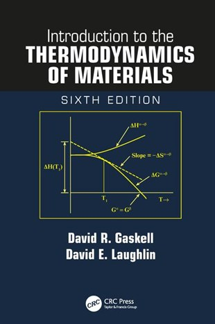 Introduction To Thermodynamics Of Materials 6th Ed.