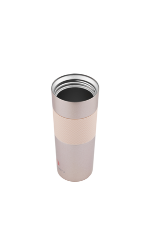 Termos - French Press (Rose Gold)